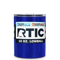 10 oz. RTIC Lowball Royal Blue