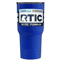 30 oz. RTIC Tumbler Royal Blue