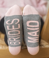 Bridesmaid Socks