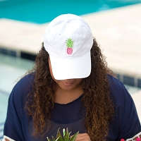 Pineapple Baseball Cap / Hat