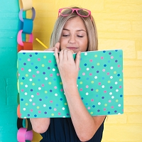 Lottie Dots Notebook