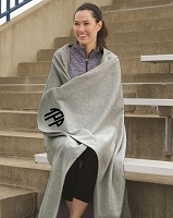Stadium Sweatshirt Blanket