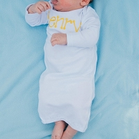 Infant Newborn Baby Gown