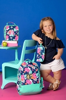 Amelia Floral Backpack & Lunch Bag SET