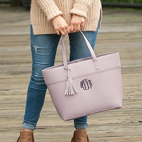 Blush Aubrey Purse