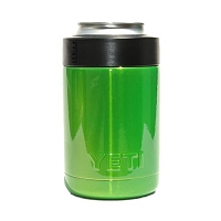 YETI Rambler™ Colster™Coated in Candy Lime Green