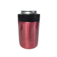 YETI Rambler™ Colster™Coated in Candy Pink
