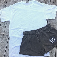 Comfort Color French Terry Shorts