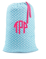 Molly Blue Laundry Bag