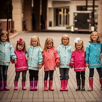 Children's New Englander Rain Jacket