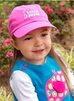 Girls Baseball Cap / Hat