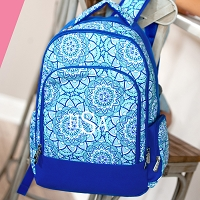 Blue Day Dream Backpack