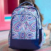Sophie Paisley Backpack