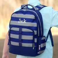 Greyson Stripe Backpack