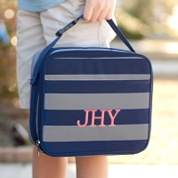 Greyson Stripe Lunch Bag