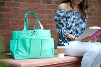 Mint Carry All Tote