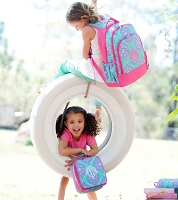 Marlee Backpack & Lunch Bag SET