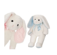 Personalized Floppy Ear Bunny Rabbit