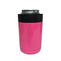 YETI Rambler™ Colster™Coated in Pink