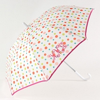 Polka Dot Children's Umbrella