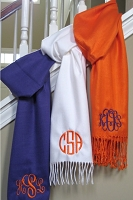Scarf with Cashmere Feel