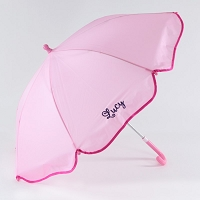 Simply Pink Children's Umbrella
