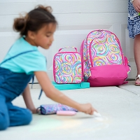 Summer Sorbet Backpack & Lunch Bag SET