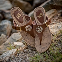 Brown Natalie Sandal