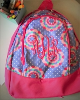 Zoey Preschool Backpack