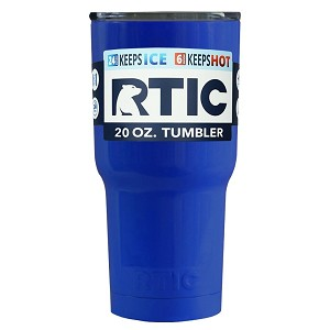 20 oz. RTIC Tumbler Royal Blue