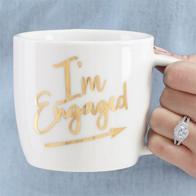 I'm Engaged Coffee Mug