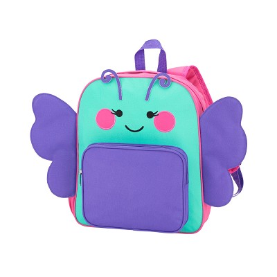 Pink Butterfly Preschool Backpack