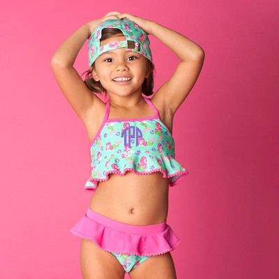 Mermaid Kiss Girls' Swim Set