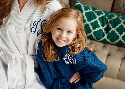 Kid's Waffle Spa Robes