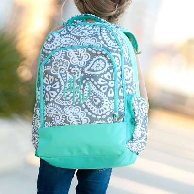 Parker Paisley Backpack