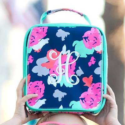 Amelia Floral Lunch Bag
