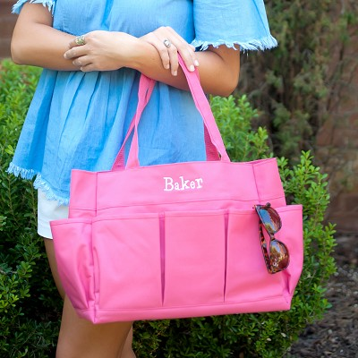 Hot Pink Carry All Tote