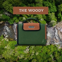 Kanga Kase Mate Cooler - The Woody